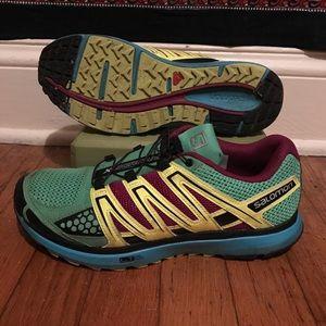 Salomon Shoes - Salomon X-Scream Tennis Shoes