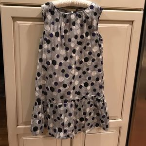Milly Minis Other - Milly  Minis dress size 10 girl polka dots
