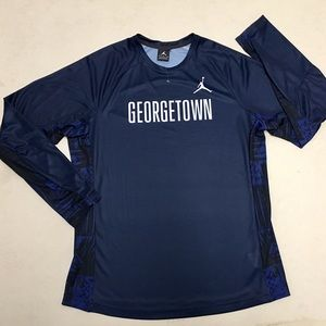 Jordan Other - Georgetown - Jordan Men's Athletic Shirt
