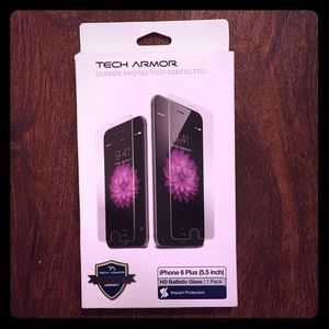 Accessories - Tech Armor iPhone 6 Plus Screen Protector