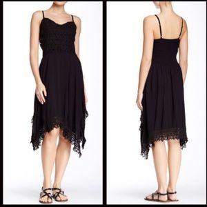 Monoreno Dresses & Skirts - MEMORIAL SAlE! Monoreno crochet lace slip dress