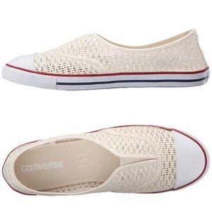 Converse Shoes - Converse Chuck Taylor All Star crochet slip 6