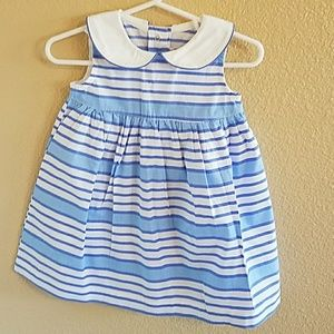 Gymboree Other - NWT Adorable Gymboree Striped Dress SZ 6-12 Months
