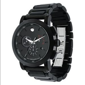 Movado Other - MENS MOVADO MUSEUM SPORT WATCH
