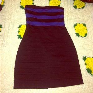 Comfy Body Con Express Dress