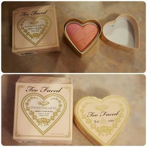 Too Faced Other - NEW FIRM Too faced sweethearts perfect flush blush