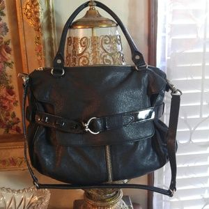 Botkier Handbags - BOTKIER Leather Large Satchel Bag