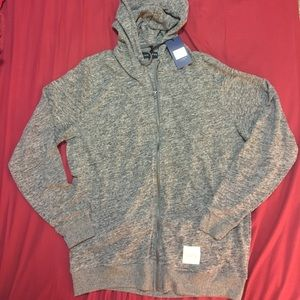 Five Four Other - Five Four Grey Zip-up