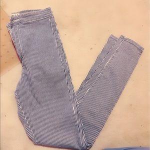 PacSun Pants - Pin Striped Jeans