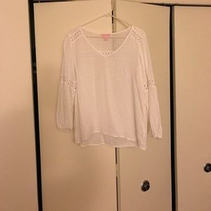 Lilly Pulitzer Blouse L