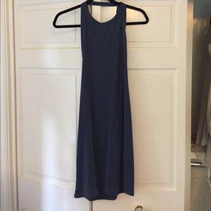 PacSun Dresses & Skirts - PACSUN elegant backless blue dress size M