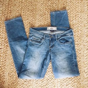Hollister Denim - Hollister Low-Rise Skinny Jeans