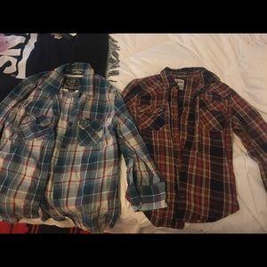 Jachs Tops - Flannel bundle