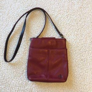 Ralph Lauren Handbags - Red Ralph Lauren Cross body Bag