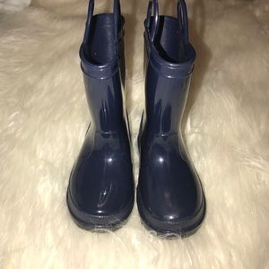 Capelli of New York Other - Dark Navy Blue Rain Boots size 5 🌧