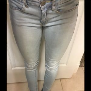American Eagle Outfitters Denim - American Eagle light skinny jean