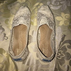 TOMS Shoes - Ivory Toms