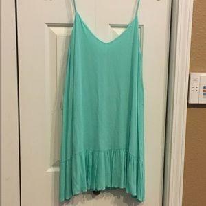 KARLIE NWT spaghetti strap dress small