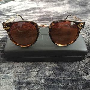 Spitfire Accessories - SPITFIRE 'Teddy Boy 2' 45mm Round Sunglasses