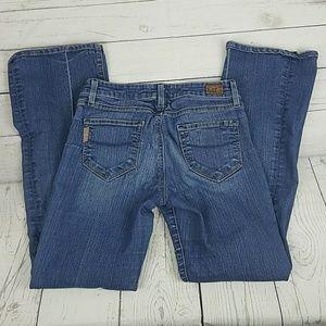 Paige Jeans Denim - Women's Paige Jeans Boot Cut Size 25