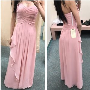 Bridesmaid Dress from Davids Bridal