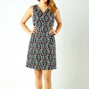 Tracy Negoshian Dresses & Skirts - Tracy Negoshian Daria sleeveless shift dress.