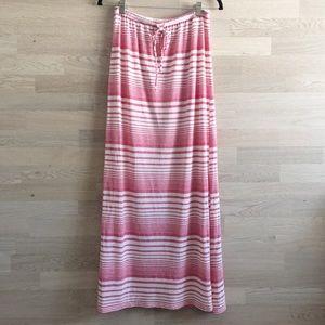 C&C California Dresses & Skirts - C&C California Striped Maxi Skirt