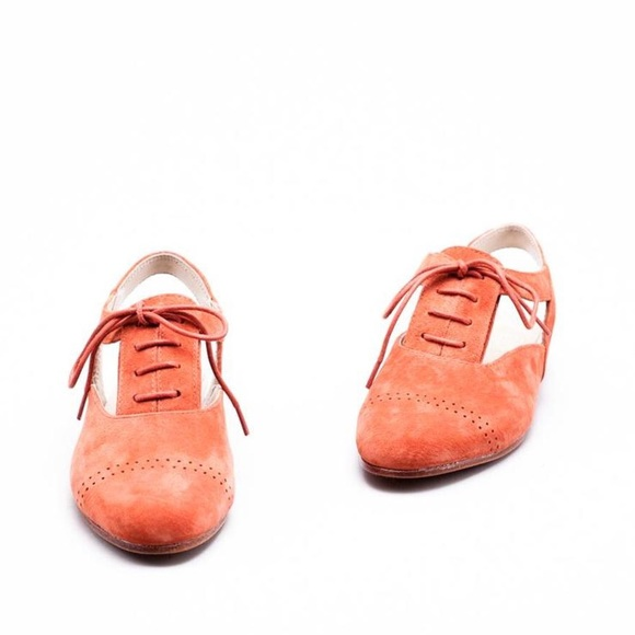 Anthropologie Women Oxford Shoes