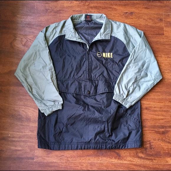 Vintage Nike Half-Zip Windbreaker. M 592730177fab3ab4d700e9f4 5804b1c8d