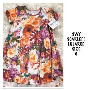 LuLaRoe Other - 🌼🌼NWT SCARLETT BY LULAROE🌼🌼