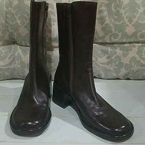 Diba Shoes - Diba brown boots