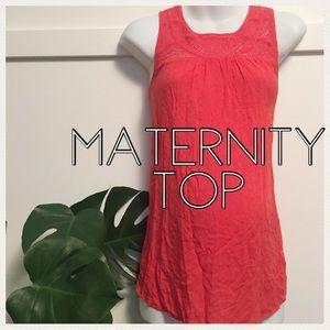 Maternity tunic size small Liz Lange