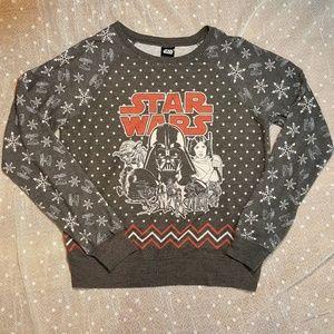 Star Wars Tops - 🌌 Star Wars 🌌 Ugly Christmas Sweater Tee
