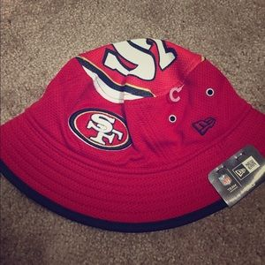 nfl Other - Kids 49er Boonie hat! 🏈 NWT