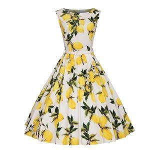 New Lemon Dress