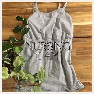 Tops - Nursing Cami tank top size 2X