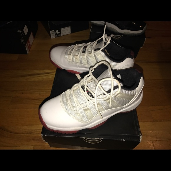 Jordan - Jordan's - 11s Low Tops size 4 - Good Condition ...