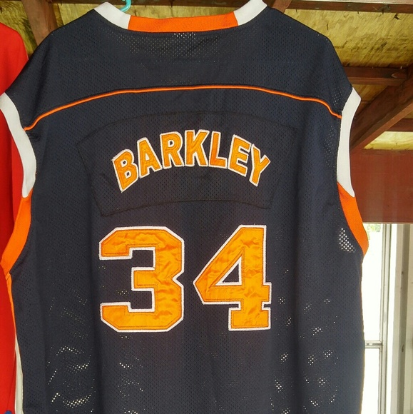 newest f4b3e 71d3c Charles Barkley Authentic throwback college jersey