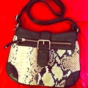 Aldo Handbags - Beautiful snake skin bag