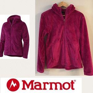Marmot Tops - Brand new Marmot fleece jacket with hood