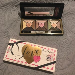 Too Faced Other - TOO FACED LOVE PALETTE 💕✨