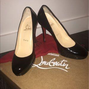 Christian Louboutin Shoes - CHRISTIAN LOUBOUTIN New Simple Pump BLACK SIZE 6.5