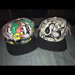 Staple Other - NWT Staple Pigeon Strapbacks!