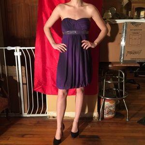 Trixxi Dresses & Skirts - Like new Trixxi strapless dress. S