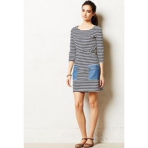 Anthropologie Tabitha 'Marin' Stripe Shift Dress