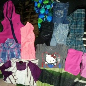 Old Navy Other - Girl's size 10/12 or large bundle