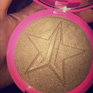 """Jeffree Star Other - Jeffree Star Skin Frost """"So F*cking Gold"""""""