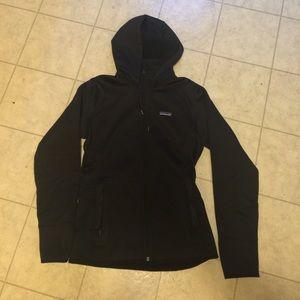 Patagonia women L Slim Fit Tech Fleece Hoody BNWT