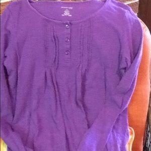 St. Johns Bay long sleeve shirt