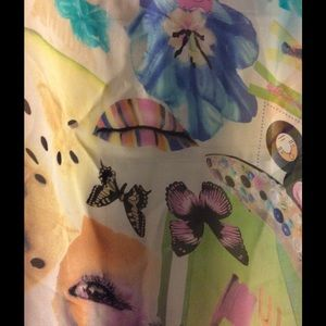 Les Copains Accessories - Les Copains silk scarf Made in Italy. Spring